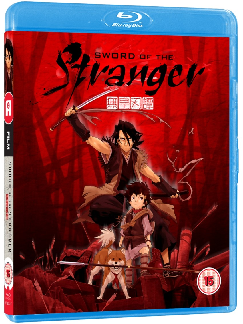 Sword of the stranger SOTS BD_AN