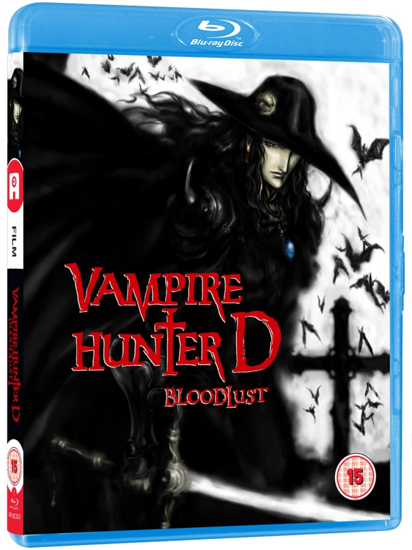 Vampire Hunter D_BD standard_AN