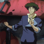 Image from Cowboy Bebop