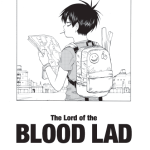 Lord of Blood Lad mini-manga, running in traditional manga format for reading!