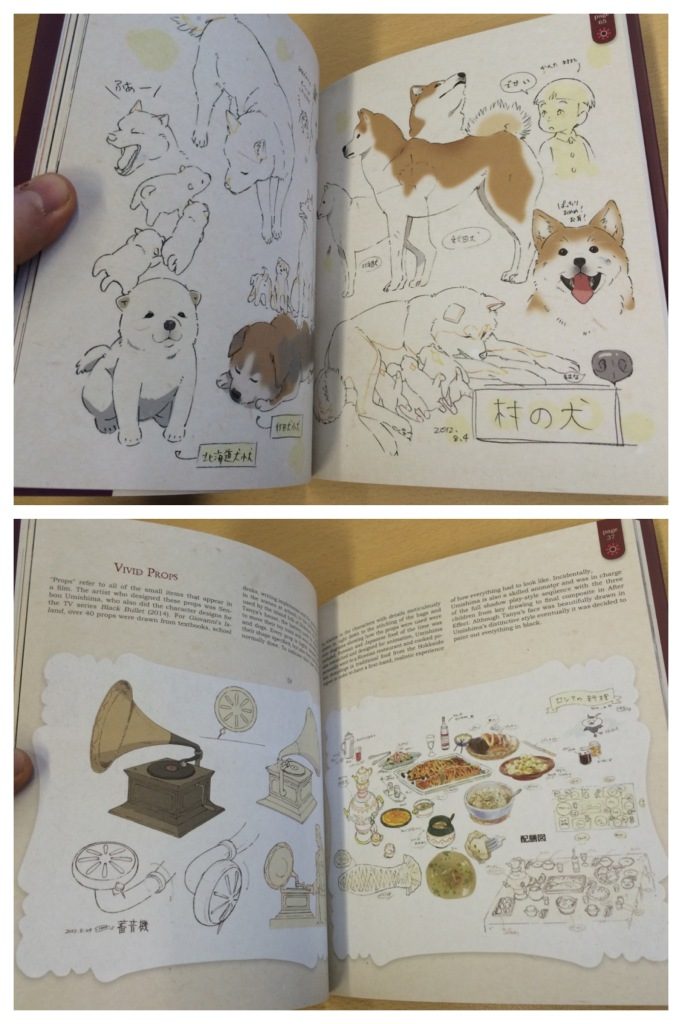 Another preview of 4 more pages inside the book.
