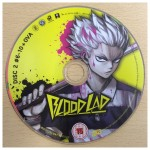Blood Lad UK DVD Disc 2