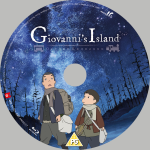 For reference, this is the disc art for the individual Blu-ray version of Giovanni's Island.