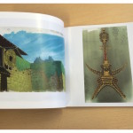 Another glimpse at the inside of the book.