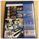 Back of the Blu-ray