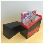 What you'll see when you open the box. (Oh look, there's Part 3.) NOTE: There is padding on the inside so the box won't be rocking around inside the Collector box.