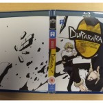 Reversible sleeve of the Blu-ray
