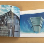 A glimpse at some of the pages inside the book.