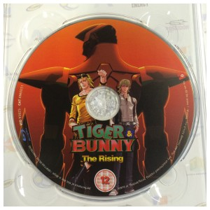 The Blu-ray disc