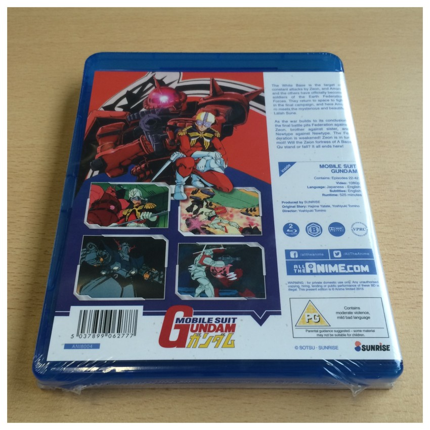 The reverse side of what you see with the plastic wrap still on. The back of the amray.