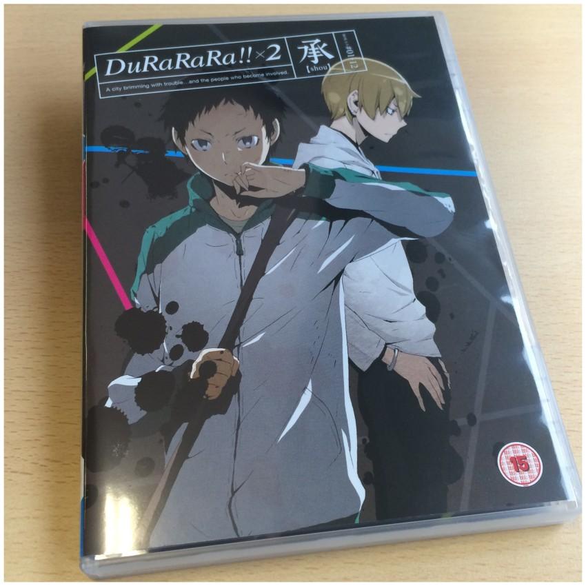 Durarara!! x2 Shou - standard DVD