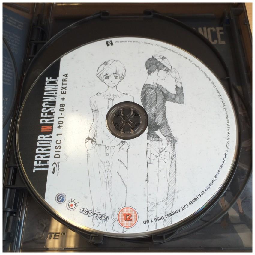 Here's Blu-ray Disc 1