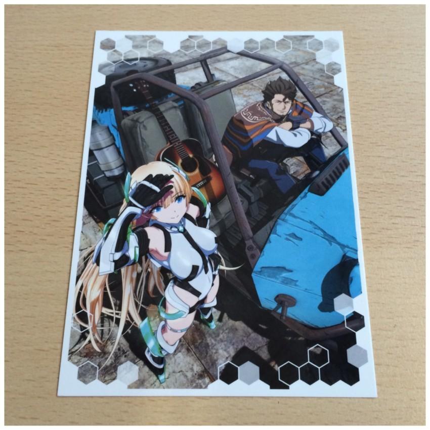 A closer look at art card #1