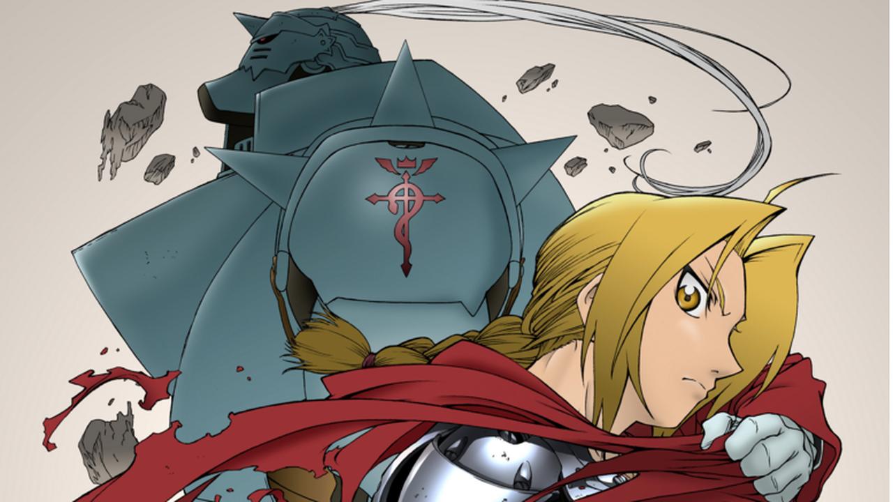 Fullmetal Alchemist - All the Anime