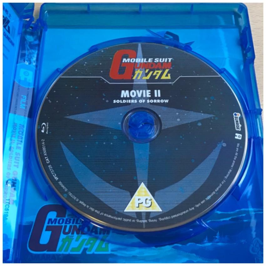Movie 2 disc.