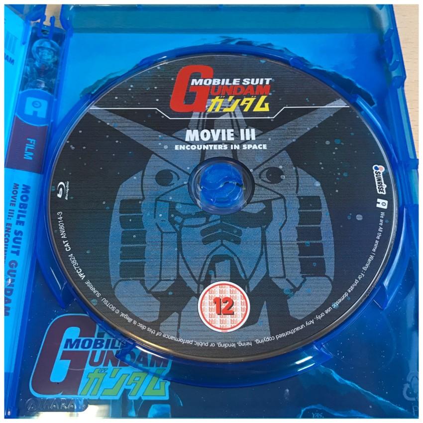 Movie 3 disc.