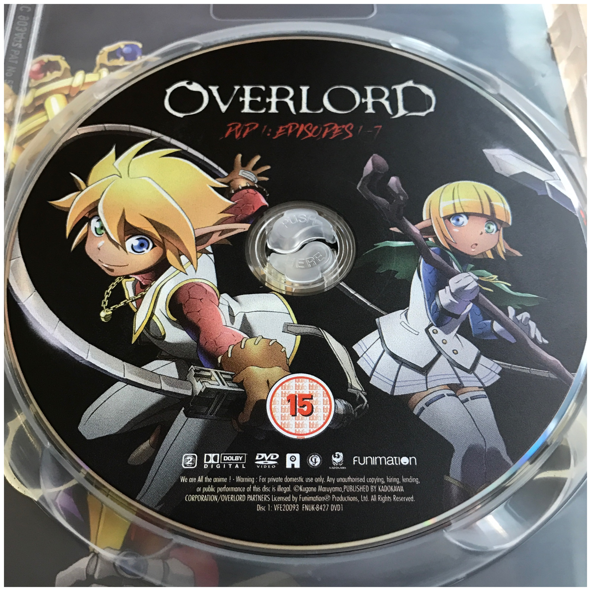 Top Five Overlord Anime Movie Eng Sub - Circus