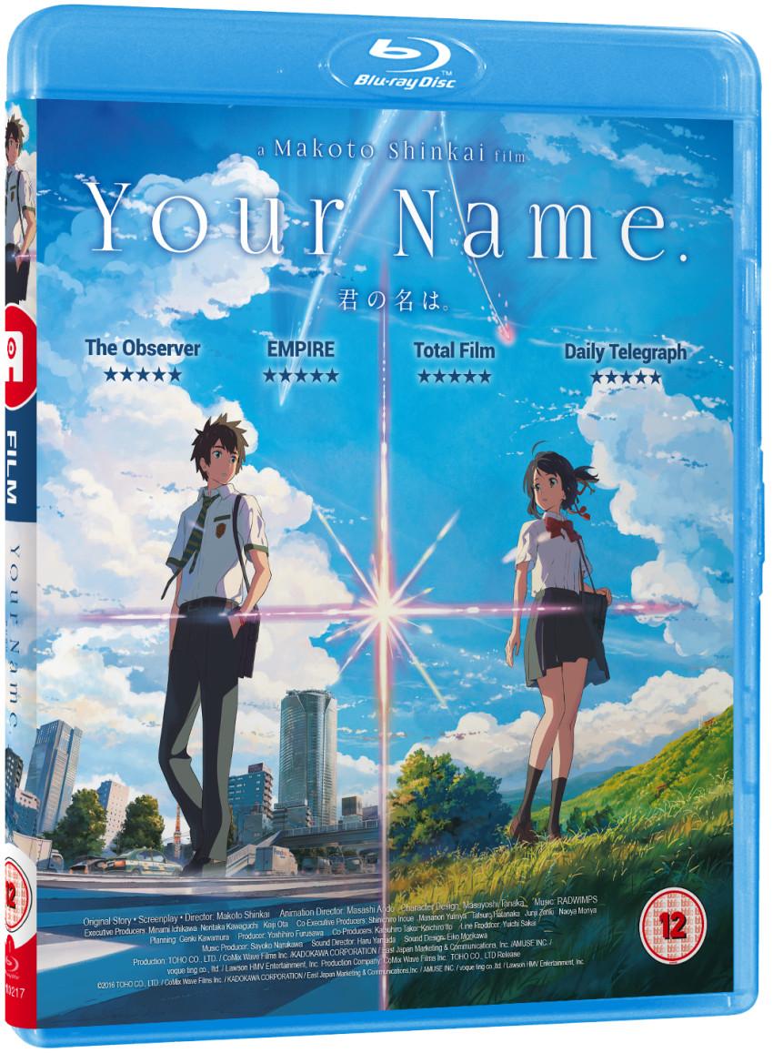 Standard Blu-ray