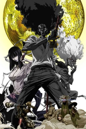 Creator of the original manga of Afro Samurai