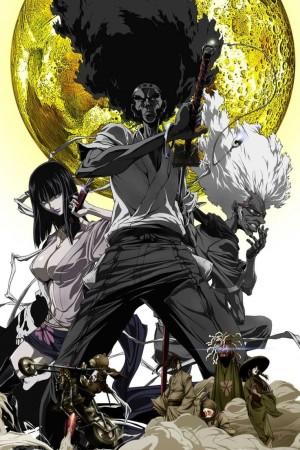 Creator of the original manga of Afro Samurai