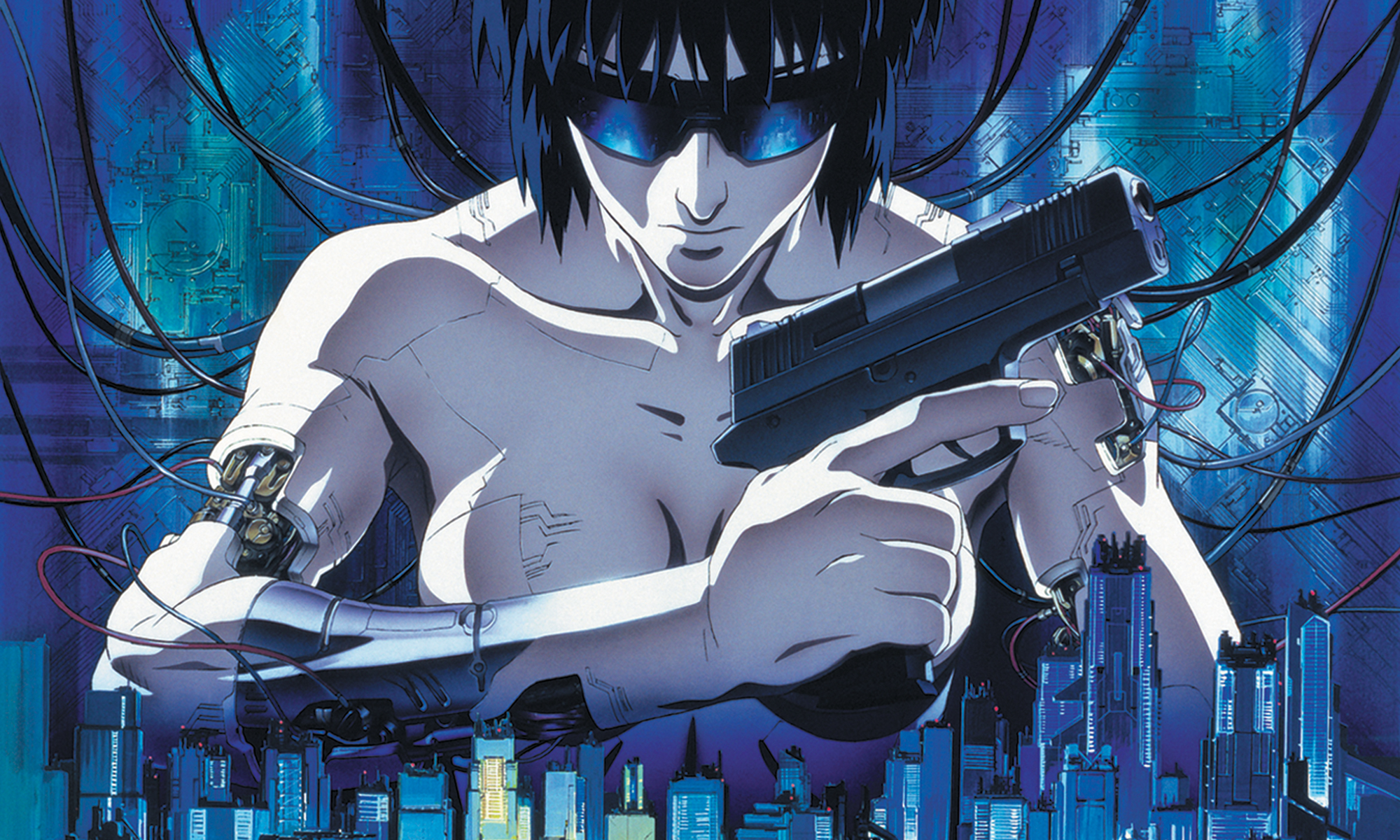 Books Ghost In The Shell All The Anime