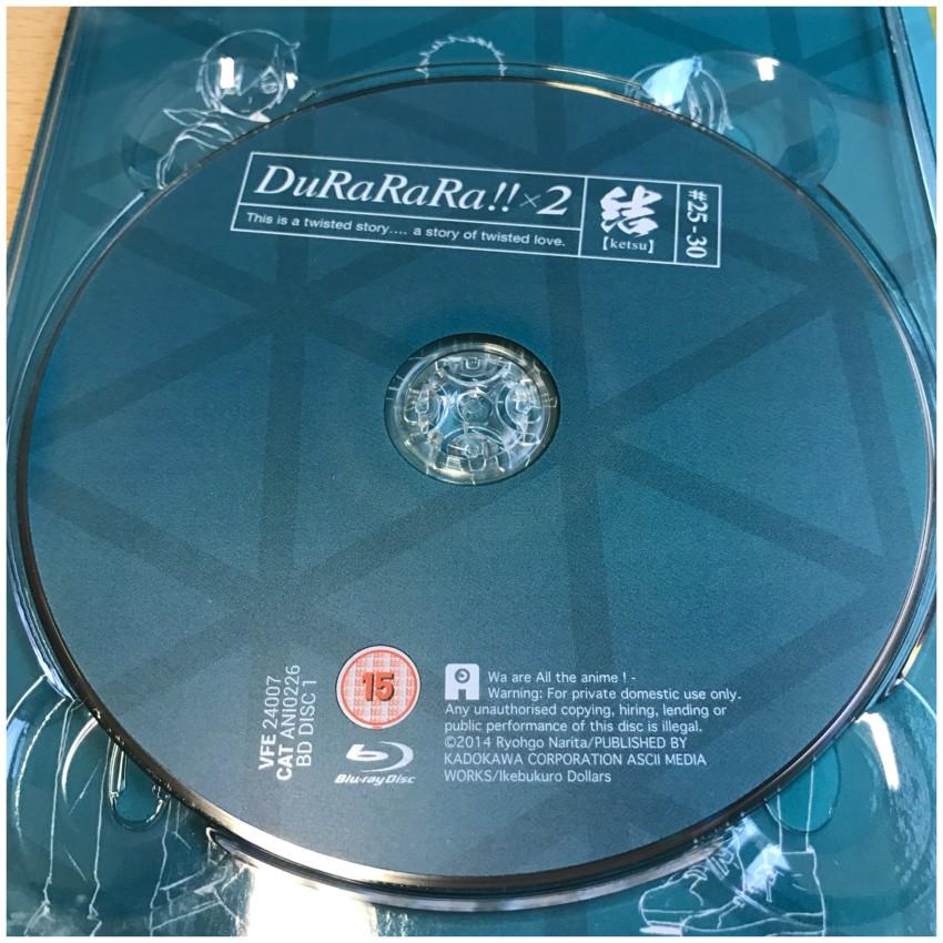 BD Disc 1