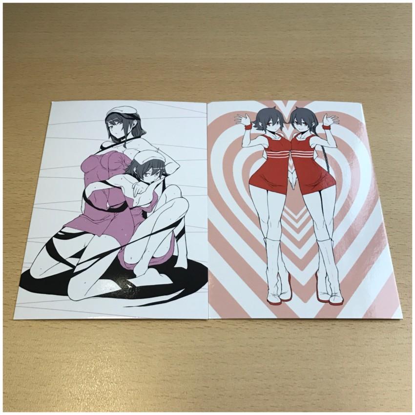 Art cards 1 & 2