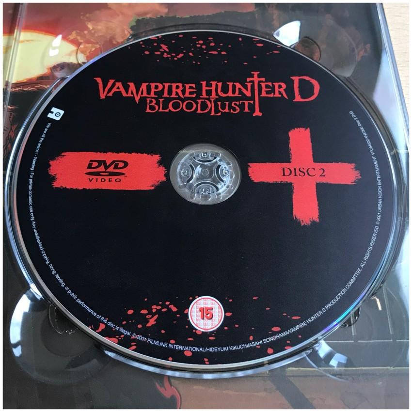 Disc 2: DVD