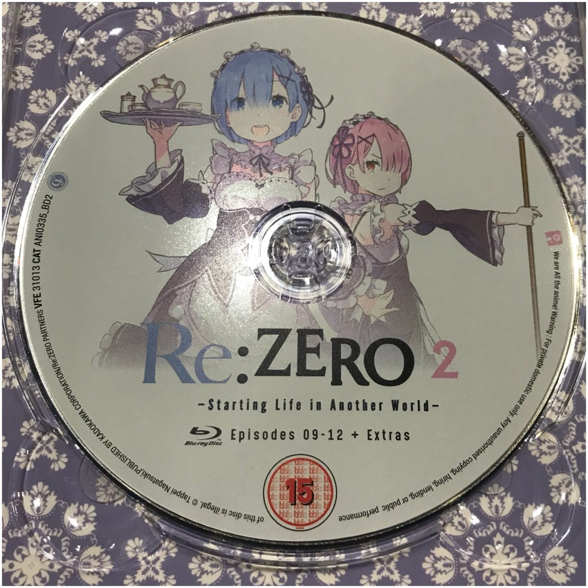 and a closer look at disc 2