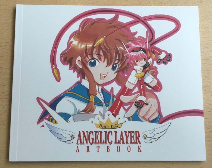 But that's not all! In true Anime Limited tradition, we've also included a 40-page art book packed with all of the outstanding characters and images you'd expect from a CLAMP work.