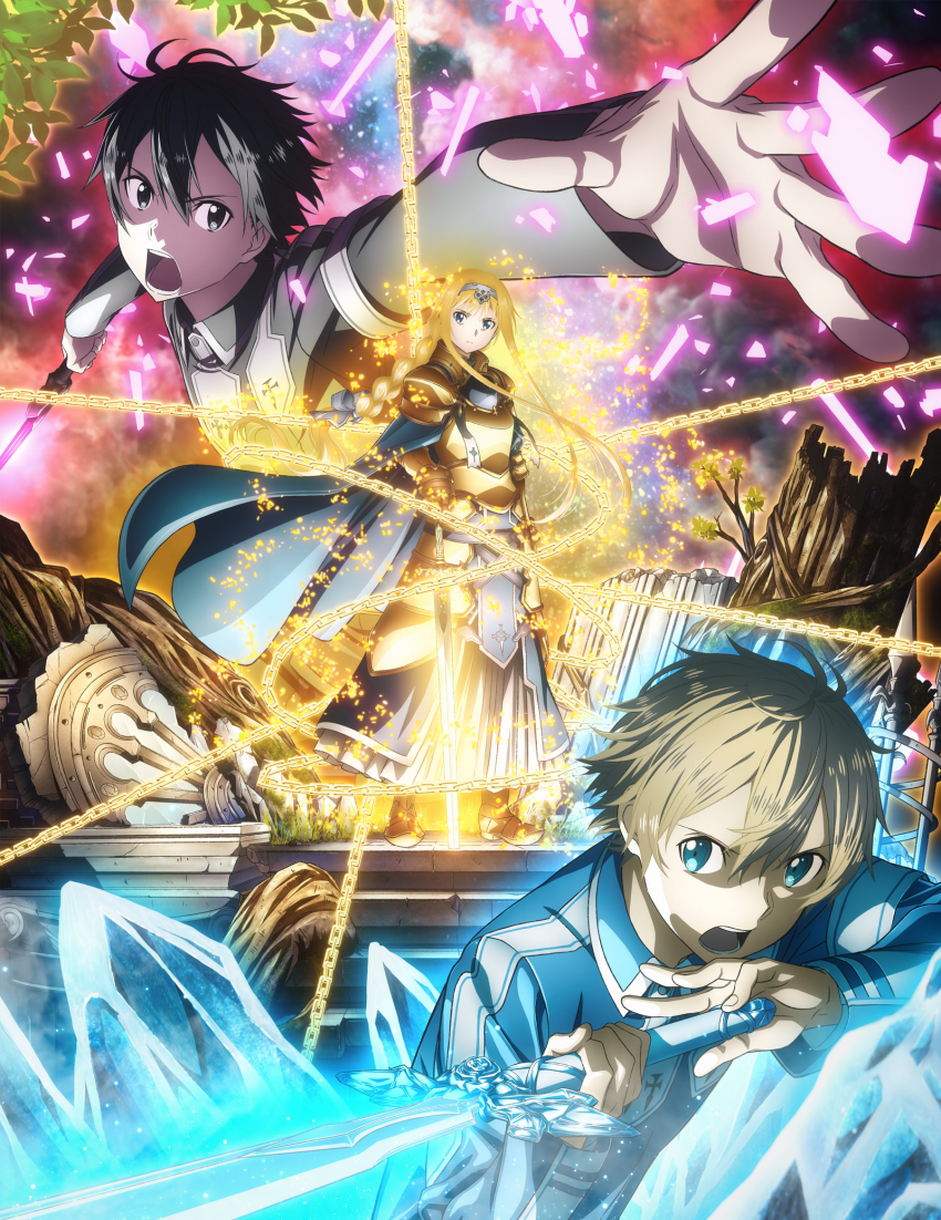 Sword Art Online Season 3: Alicization