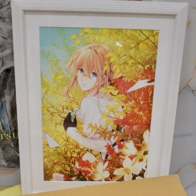 Violet Evergarden - Art with a Frame