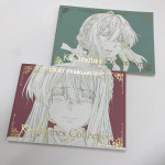 Violet Evergarden - Keyframes Collection Vol.1 and Vol.2 Art Books