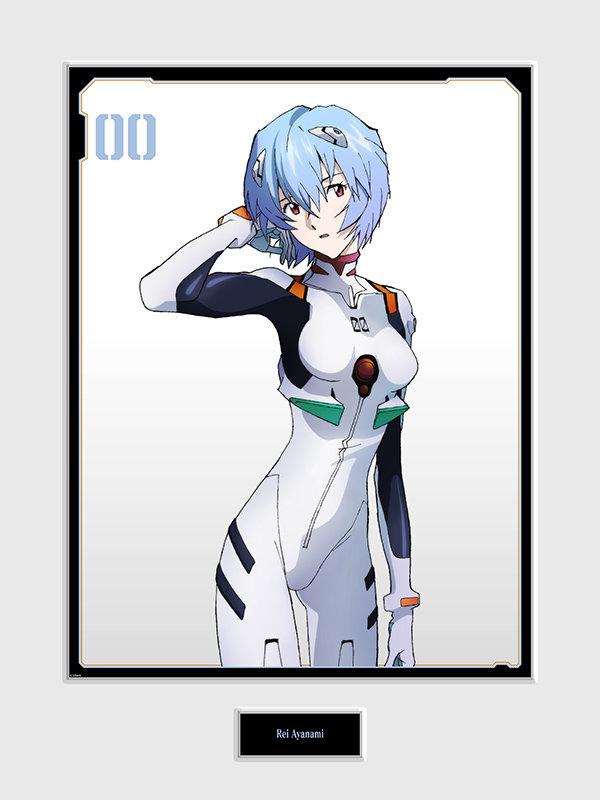 Rei Ayanami ©khara