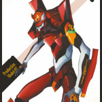 Evangelion Production Model Unit-02 ©khara