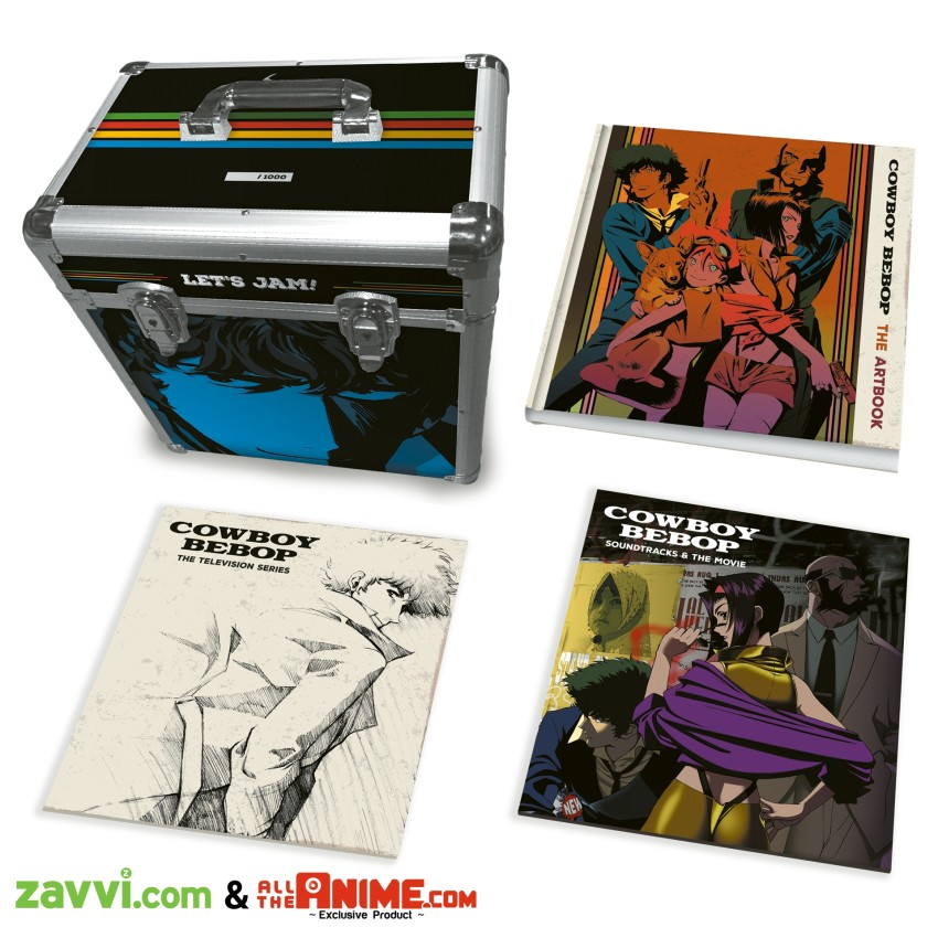 Cowboy Bebop Ultimate Edition