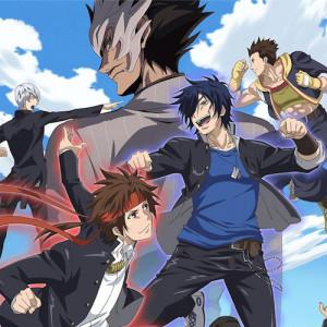 Anime Ltd. acquires Gakuen Basara: Samurai High School