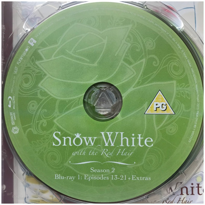 Season 2, Disc 1
