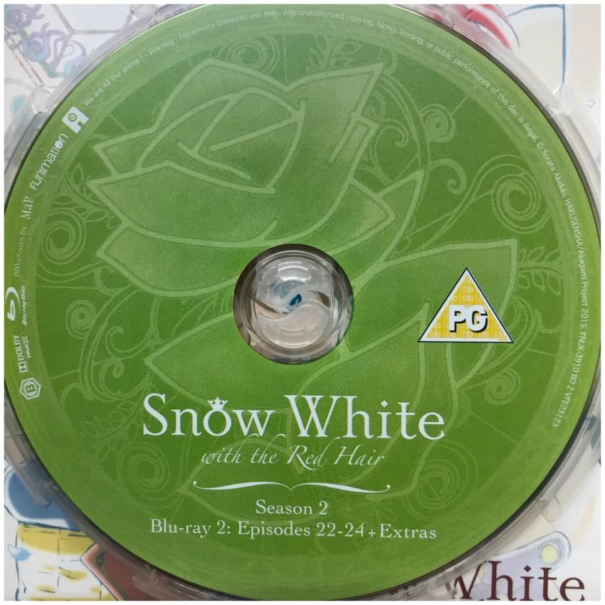 Season 2, Disc 2