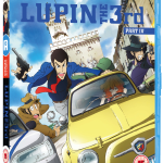 Lupin the 3rd: Part IV - English Language Collection Blu-ray
