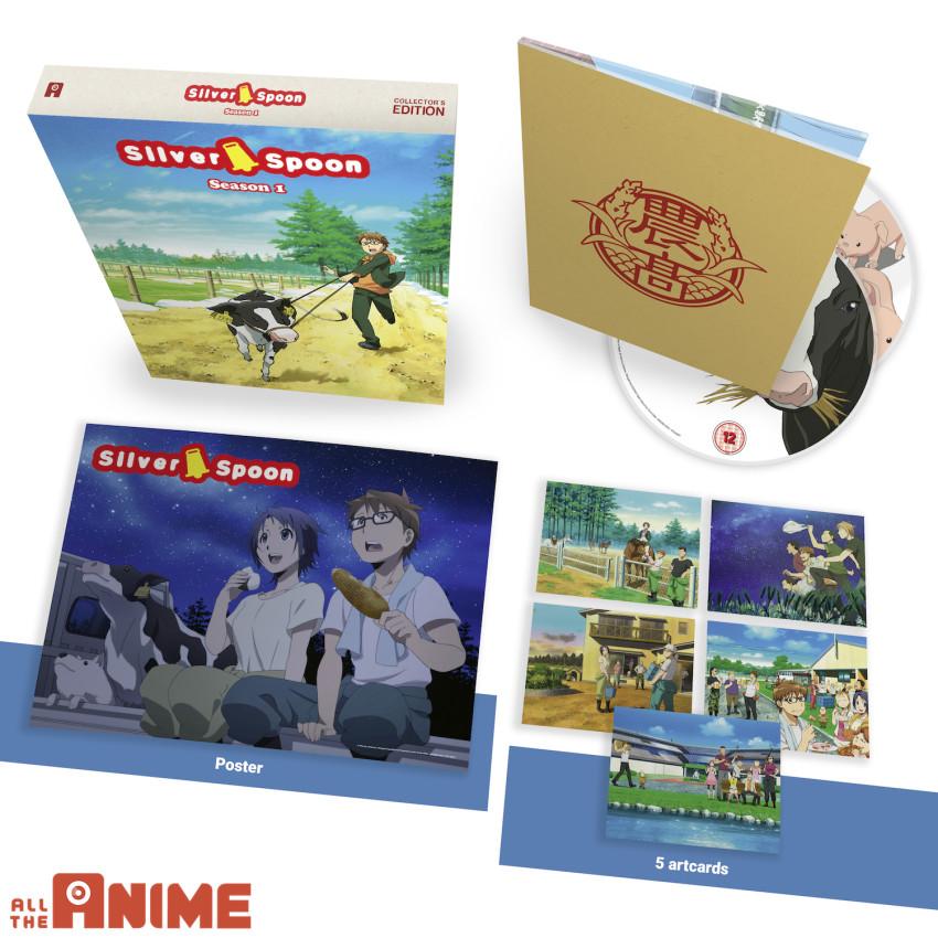 Season 1 Ltd Collector's Ed. Blu-ray