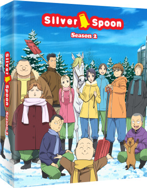 ANI0357 Silver Spoon S2 Collectors 3D