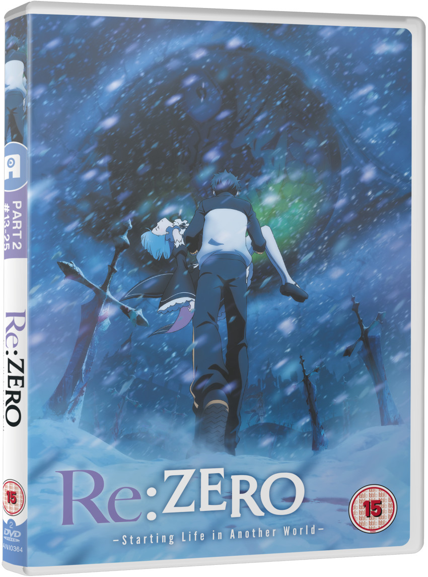 Re:ZERO Part 2 DVD