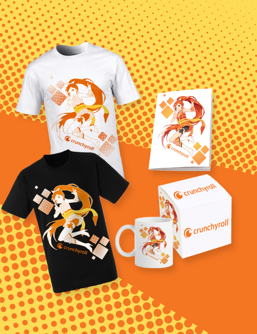 Crunchyroll @ MCM London Comic Con, May 2019 – All the Anime