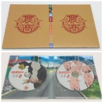 Here's the Digipak, containing the two Blu-ray discs which comprise the series.