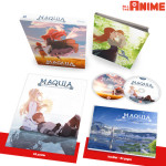 Maquia - Blu-ray/DVD Ltd Collector's Edition