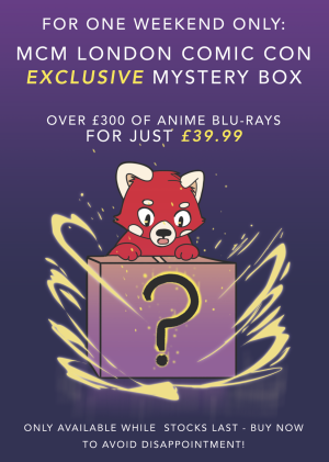 Exclusive offer at MCM London Comic Con this weekend (24-26th May 2019)