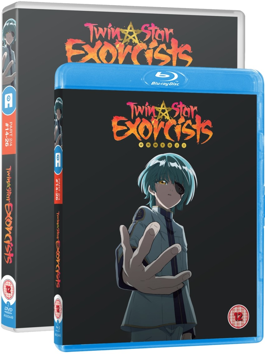 Twin Star Exorcists: Part 2
