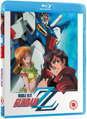 Gundam ZZ Part 1 standard Blu-ray coming late Sept. 2019