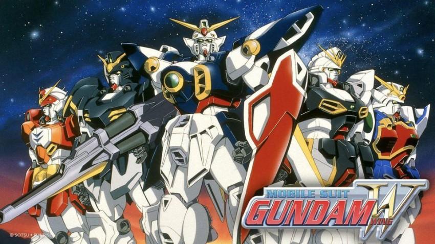 gundam wing 1